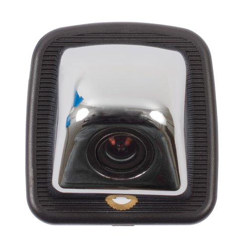 Универсальная камера переднего вида (цвет металлик) CS-001 Превью 1