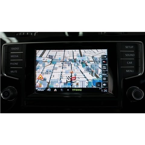 Sistema de navegación para Volkswagen Vista previa  4