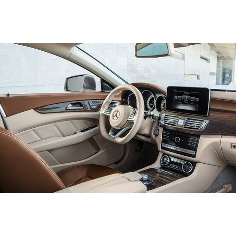 Capacitive Touch Panel for Mercedes-Benz CLS (W218) 2016 Preview 5