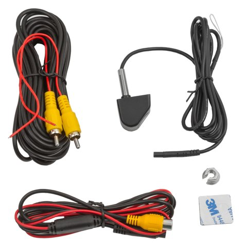 Universal Rear View Camera with PC4089 (HD) Sensor Preview 2