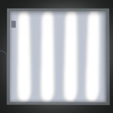 Світлодіодна панель 36 Вт 3100 лм 4000-4500 K 595*595 мм, металічний корпус Прев'ю 2