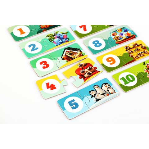 Puzzlika Jigsaw Puzzle My Friends - /*Photo|product*/