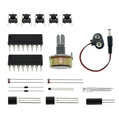Набор для Arduino Super Starter Kit на базе UNO R3 + руководство пользователя Превью 1