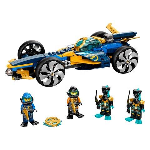 Конструктор LEGO NINJAGO Спидер-амфибия ниндзя 71752 Превью 1