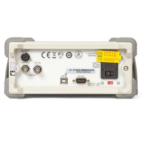 Digital Multimeter Rigol DM3061 Preview 2