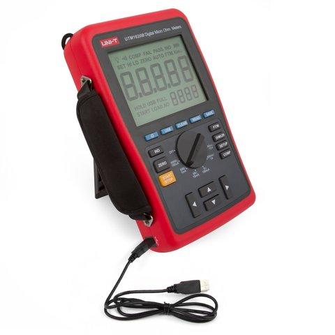 Digital Micro Ohm Meter UNI-T UT620B Preview 6